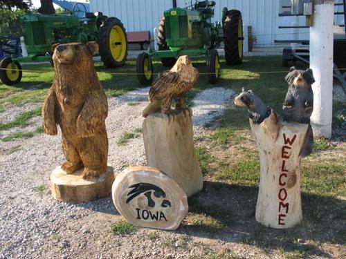 Hamilton County Fair Bear