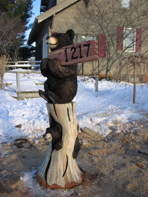 Address bears