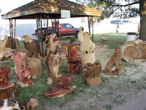 Wakeeney fair 2007