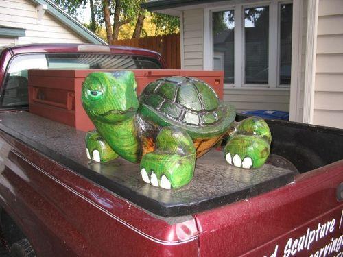 Pickup turtle